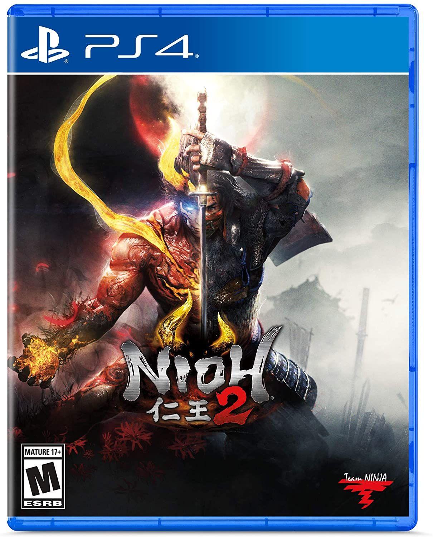 NiOh 2 für PS4 als Import bei Amazon.com (gratis PS5 Upgrade im Februar)