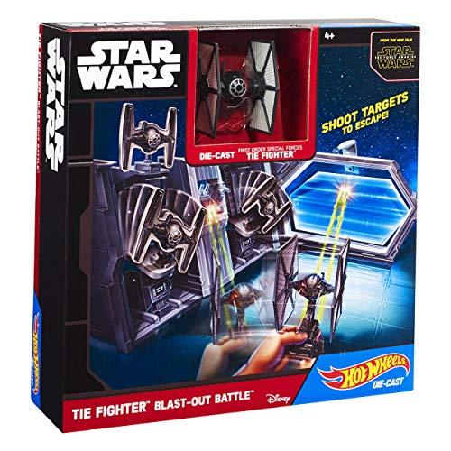 Hot Wheels Gwiezdne Wojny Zestaw Tie Fighter (Star Wars) (BESTPREIS)