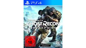 Tom Clancy's Ghost Recon - Breakpoint - Abholung