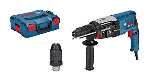 Amazon Spanien: Bosch Professional Bohrhammer GBH 2-28 F (SDS-plus-Wechselfutter, 13 mm Schnellspannbohrfutter, L-BOXX)