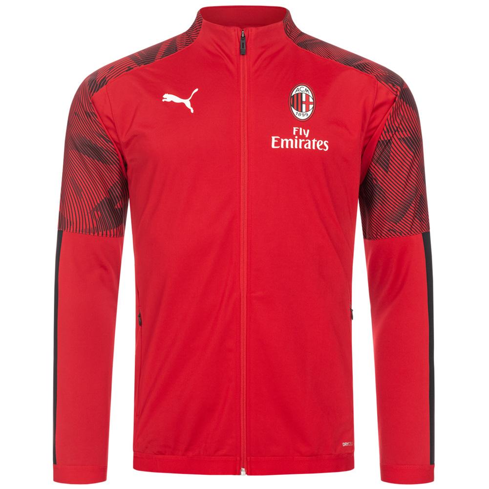 AC Mailand PUMA Herren Trainingsjacke (Gr. S - XXL) für 23,94€