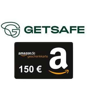 150€ Amazon Gutschein für KFZ-Versicherung von getsafe