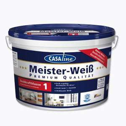 [Aldi Nord] Wandfarbe baugleich Farbturm Premium Weiss 10 Liter für 24,99€ ab 11.2.