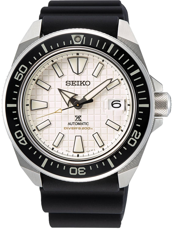 Seiko Prospex Samurai King Automatik Uhr SRPE37K1 (Saphirglas, 4R35, 44mm, Sammeldeal)