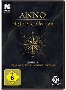 ANNO - History Collection (1602, 1503, 1701, 1404)