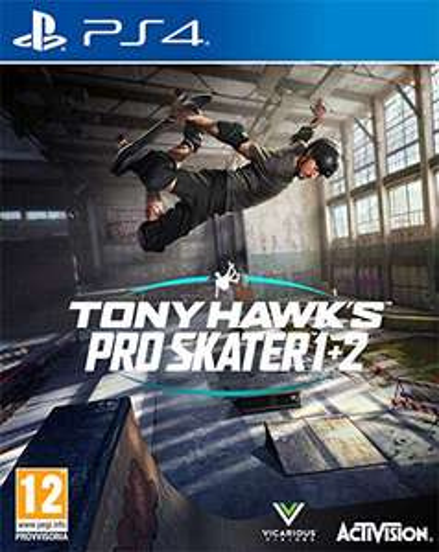 Tony Hawk´s Pro Skater 1+2 - PlayStation 4 oder XBox one