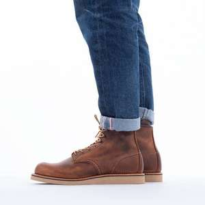 35% auf alles u.a. RED WING Rover & Classic Moc und andere Marken wie Vans Adidas The North Face NIKE