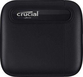 Crucial X6 Portable SSD 2TB für 206,99€ +++ Crucial X8 Portable SSD 2TB für 246,99€