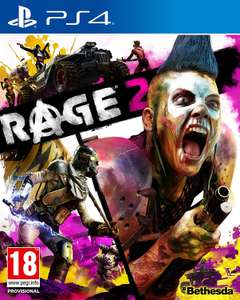 Rage 2 - PlayStation 4 [Idealo - lotusicafe]