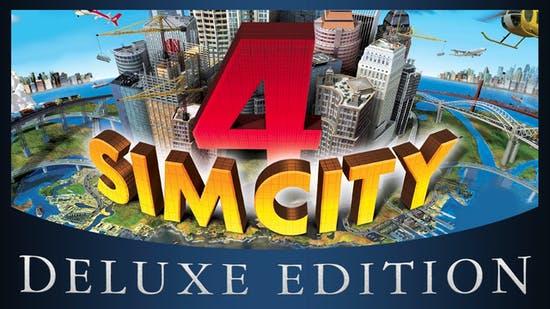 SimCity 4 Deluxe Edition (Steam) € 0.99 @ Fanatical