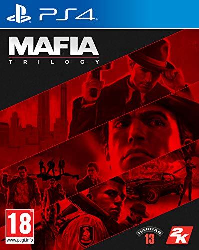 [Preisfehler]Mafia Trilogy - [PlayStation 4][AT-PEGI]