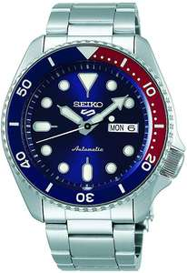 Seiko SRPD53K1 automatic Uhr, Black friday Amazon