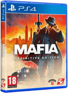 Mafia: Definitive Edition (PEGI) [PlayStation 4 & Xbox One]