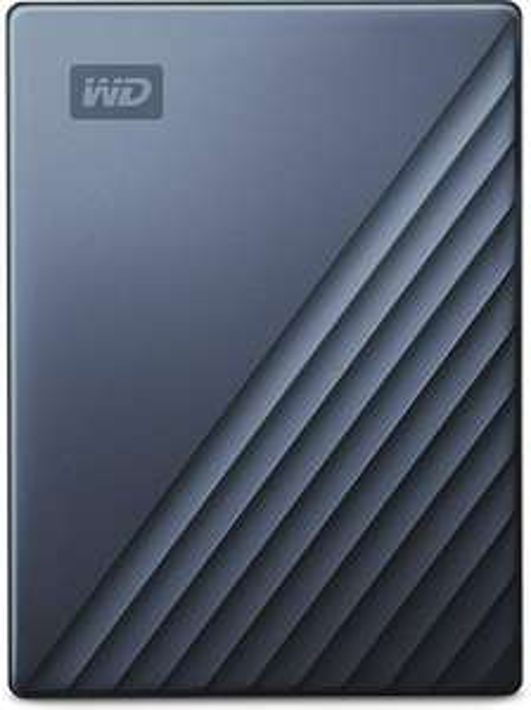 [Amazon] WD My Passport ULTRA 5TB Blau > USB-C & Metallgehäuse < - Bestpreis (Black Friday Angebot)