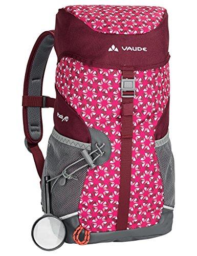 (Amazon Prime) VAUDE Kinder-Rucksack Puck 10 (Grenadine oder Blau)