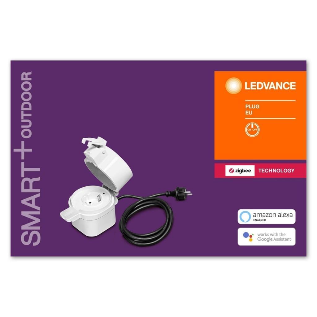 (real) LEDVANCE Smart+ Outdoor Plug, ZigBee (OSRAM), VK frei