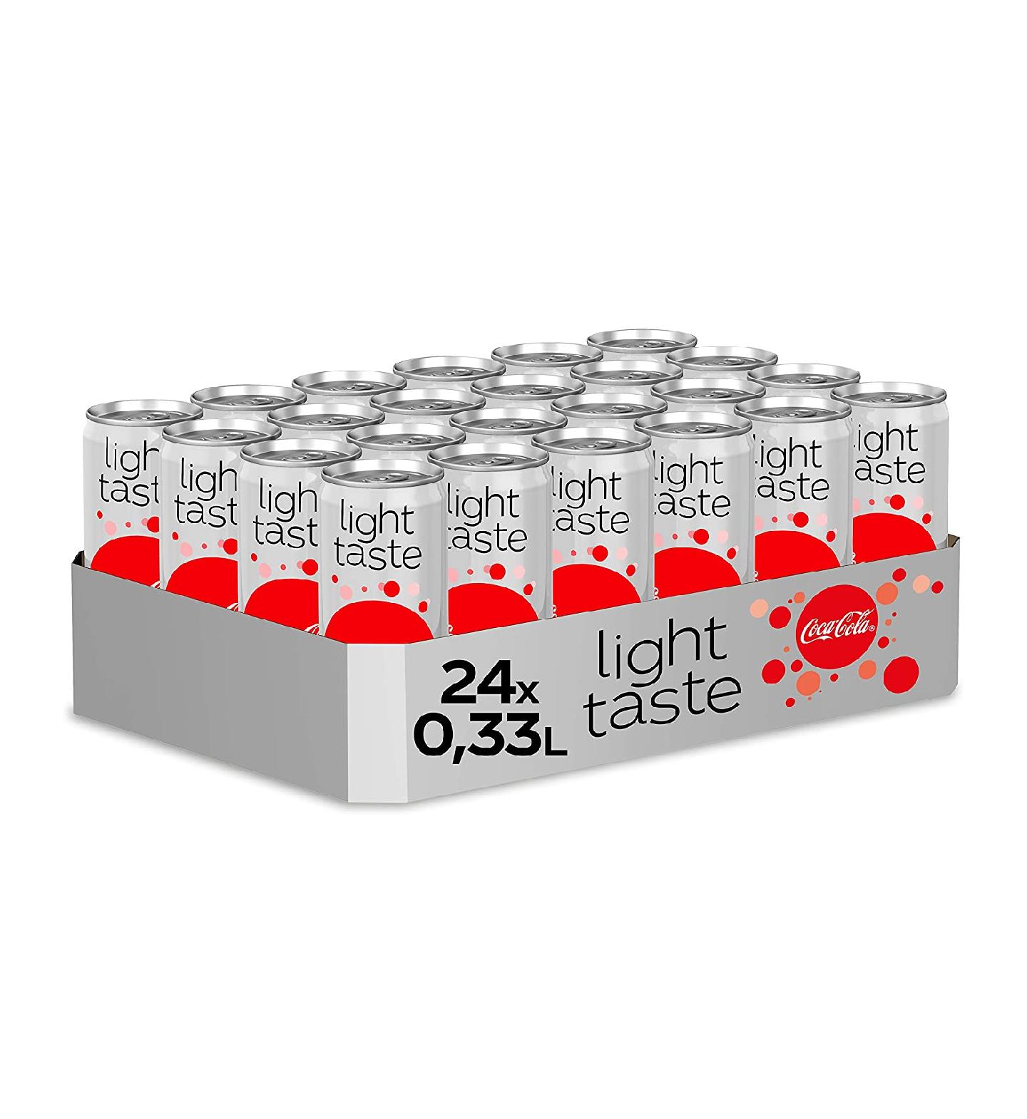Coca-Cola Light Taste (24x 330ml)