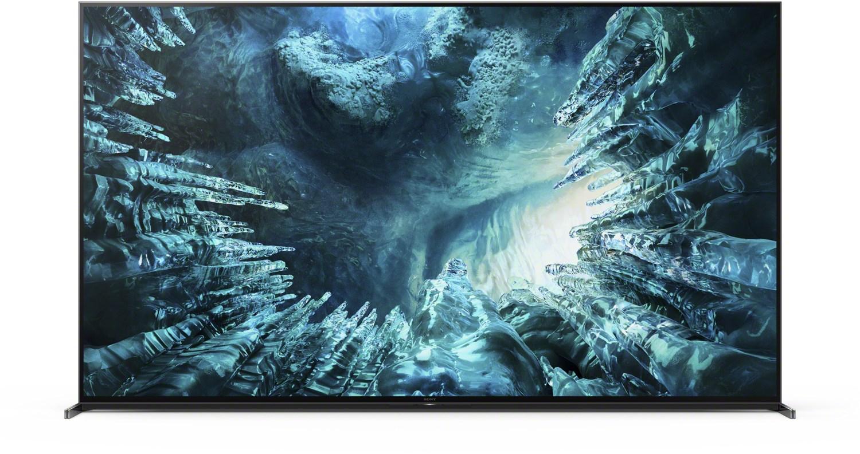 "Sony KD-75ZH8 189 cm (75"") LCD-TV 8k Full Array 2.000 cd/m2 + 100€ PSN Guthaben"
