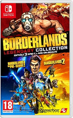 Borderlands Legendary Collection - Nintendo Switch [PEGI oder USK]   Metascore 82