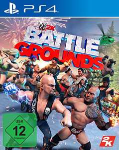(Prime) WWE 2K Battlegrounds - PlayStation 4 Ps4 oder Xbox One