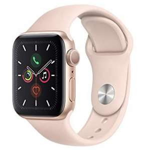 Apple Watch Series 5 GPS 40mm in Gold / Sandrosa