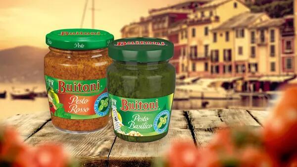 [Kaufland] Buitoni Pesto - 150g Glas mit 0,50€ Cashback