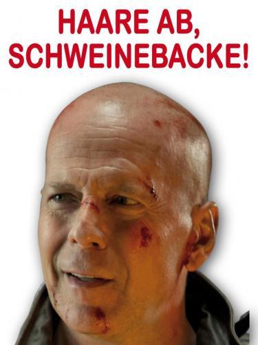 1 Jahr umsonst Nachos für Glatze im Cineplex Bayreuth [13.2]
