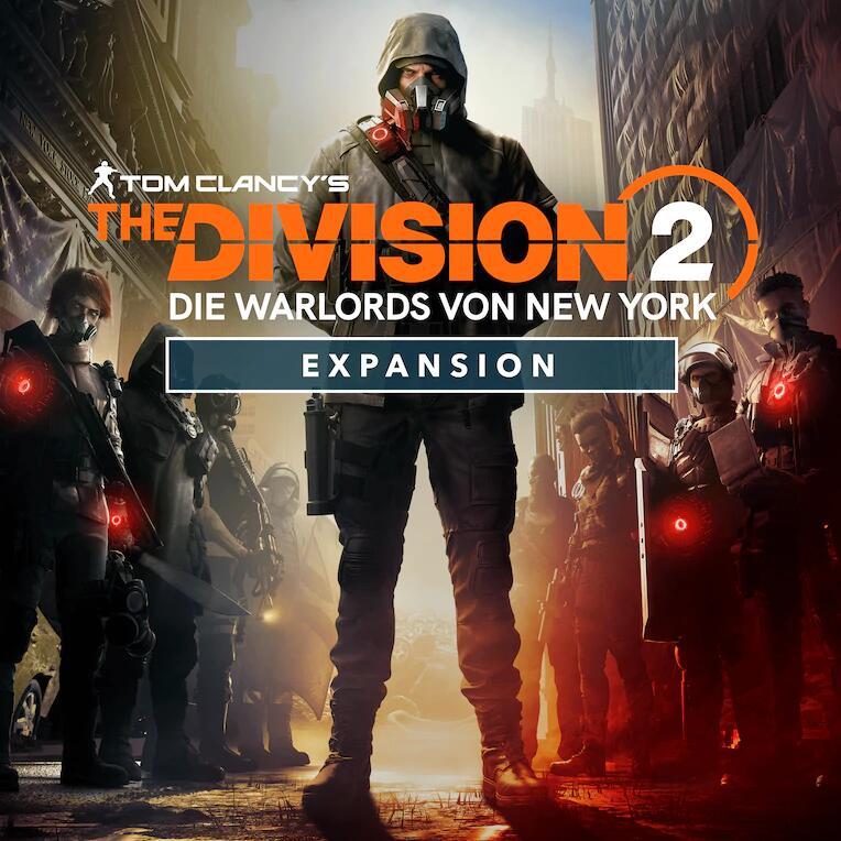 The Division 2 - Die Warlords von NY - Erweiterung für 8,99€ [PSN Store]