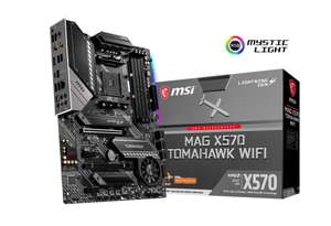 MSI MAG X570 Tomahawk WIFI (AM4, AMD X570, ATX)