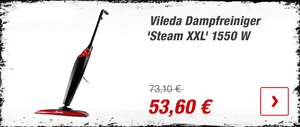 TOOM nur an black friday: Vileda Steam XXL Dampfreiniger
