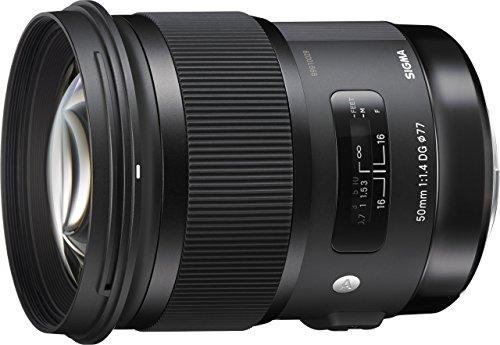 Sigma 50mm F1,4 DG HSM Art Objektiv Nikon FX