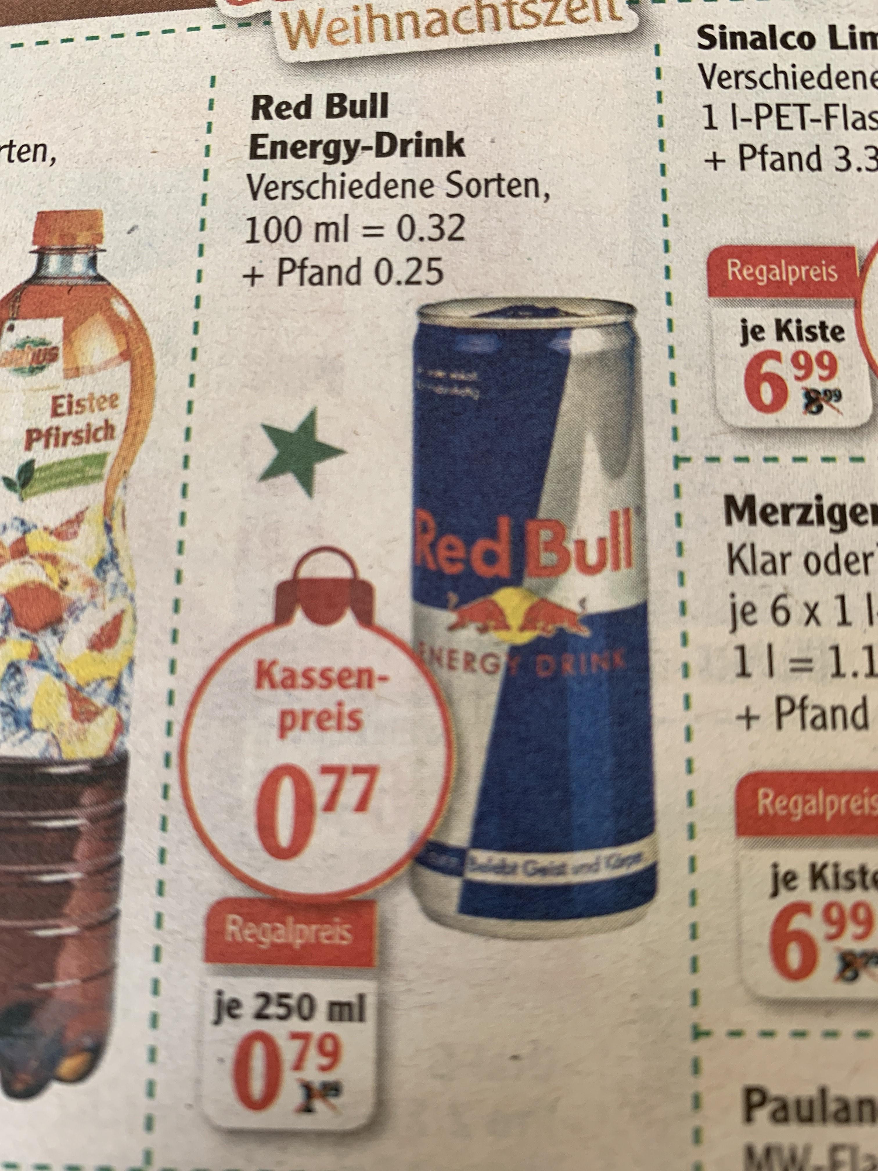 Red Bull Globus NW