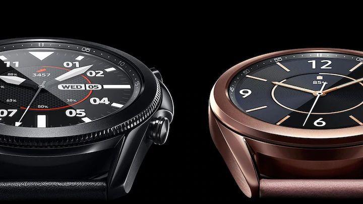 Samsung Galaxy Watch 3 + Kostenlosen Wireless Trio Charger