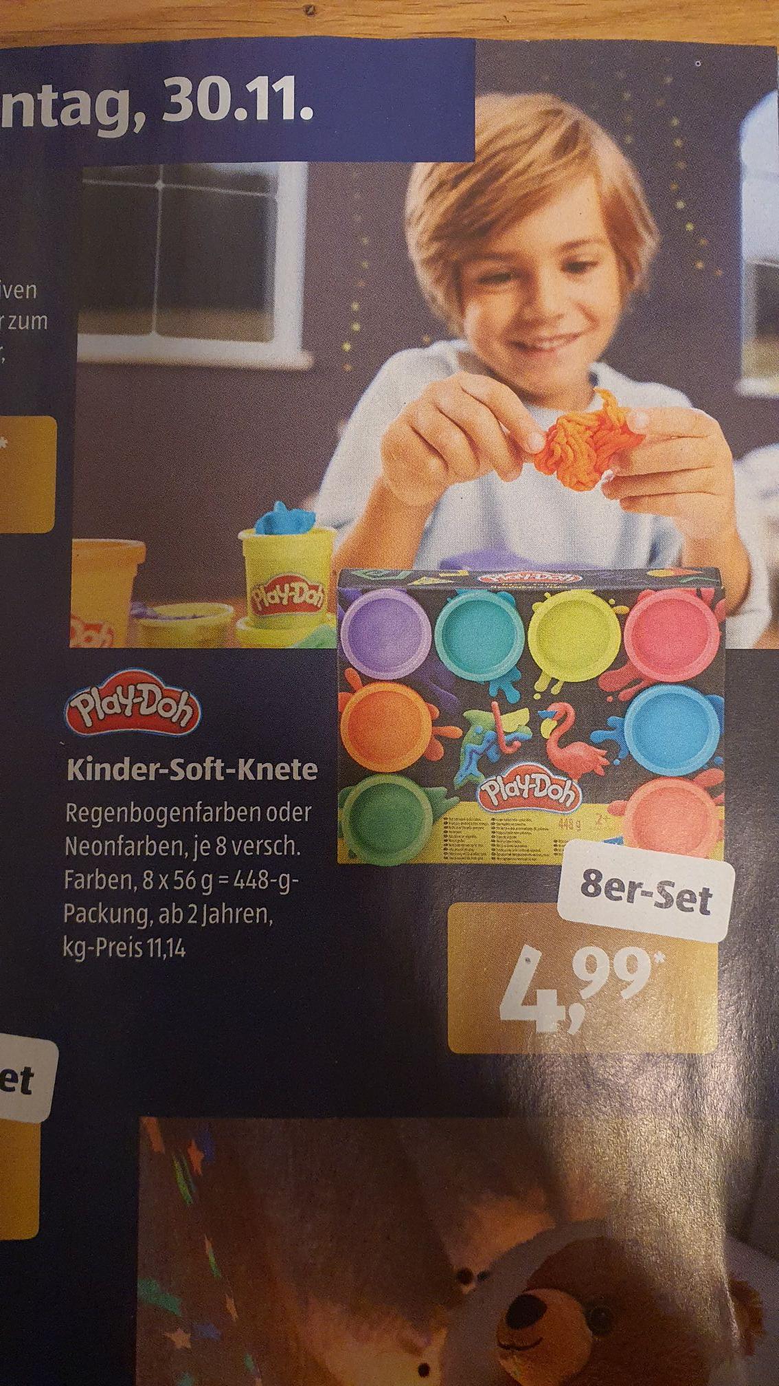 Play Doh Soft Knete Aldi Süd Lokal