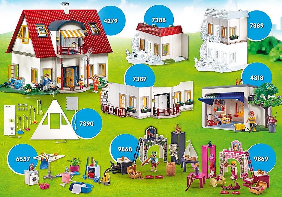 Playmobil XXL Bundle Wohnhaus Wohnhaus - Garage uvm...