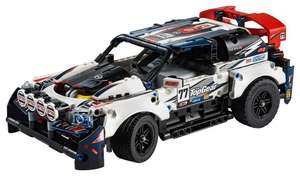 LEGO® Technic - 42109 Top-Gear Ralleyauto mit App-Steuerung