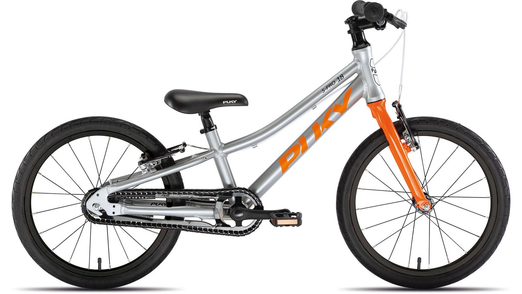 Puky LS-PRO 18 ZOLL ALU Kinderfahrrad 6,3kg [bicycles.de]