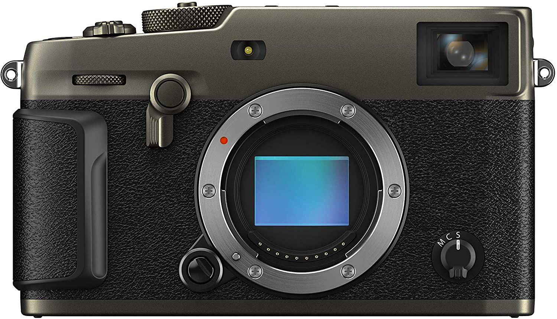Fujifilm X-Pro3 Titan Dura Black Systemkamera