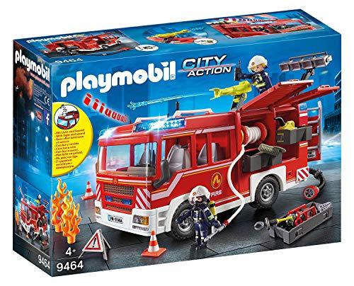 Playmobil City Action 9464 Feuerwehr-Rüstfahrzeug V&V Amazon