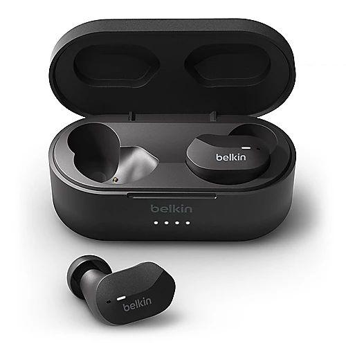 Belkin SOUNDFORM™ True Wireless In-Ear Kopfhörer schwarz & weiß [Cyberport]