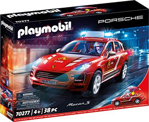 [Amazon] Playmobil 70277 Porsche Macan Feuerwehr
