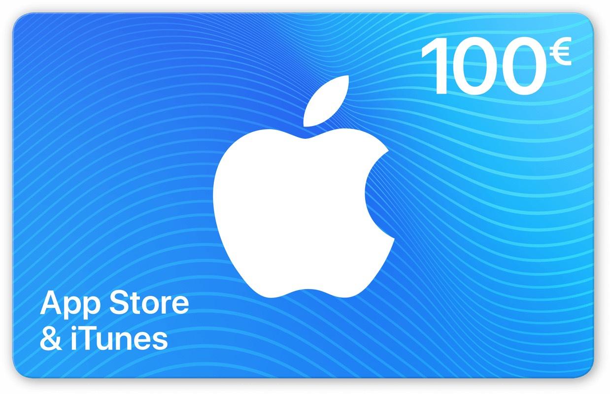 [Gamivo] 100€ iTunes Guthaben für 77,91€