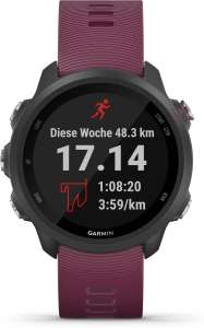 Garmin Forerunner 245 in lila