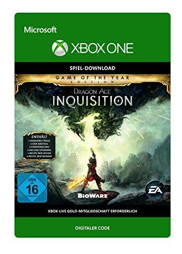 Dragon Age Inquisition GotY - Xbox One Digital Code im Amazon / Xbox Store