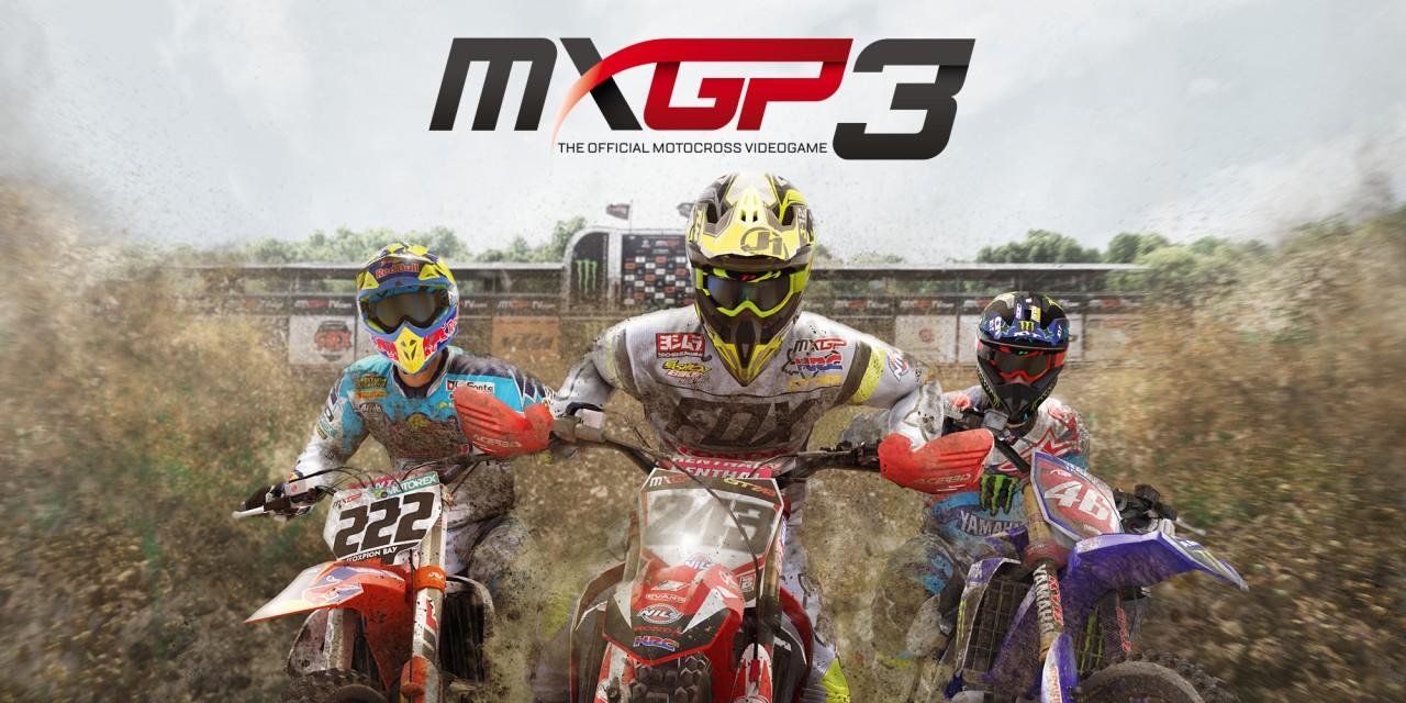 MXGP3 - The Official Motocross Videogame (Nintendo eShop)