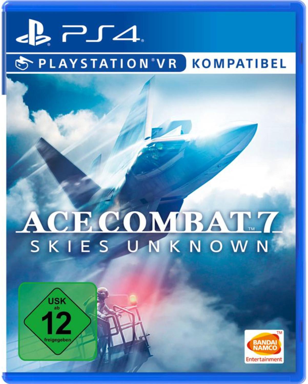 15% auf alle PS4 Spiele z.B. Ace Combat 7 - Skies Unknown für 16,56€ o. Watch Dogs Legion für 41,43€ [Müller]