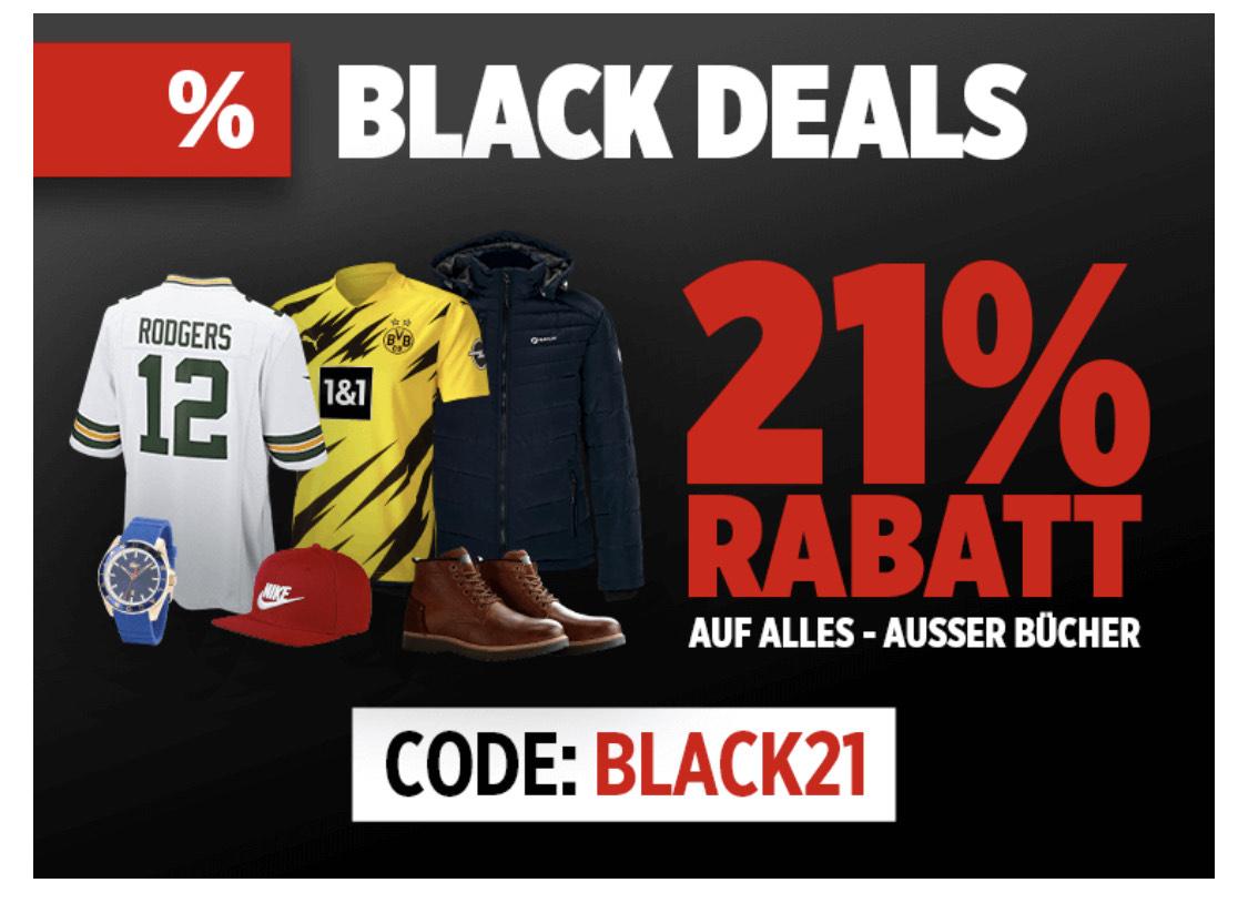 Im Bild Shop gibt es jetzt 21% Rabat