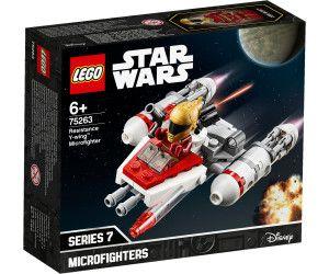 Lego oder Duplo versch. kleine Sets, z.B. Star Wars Y-Wing Microfighter (75263), Kaufland