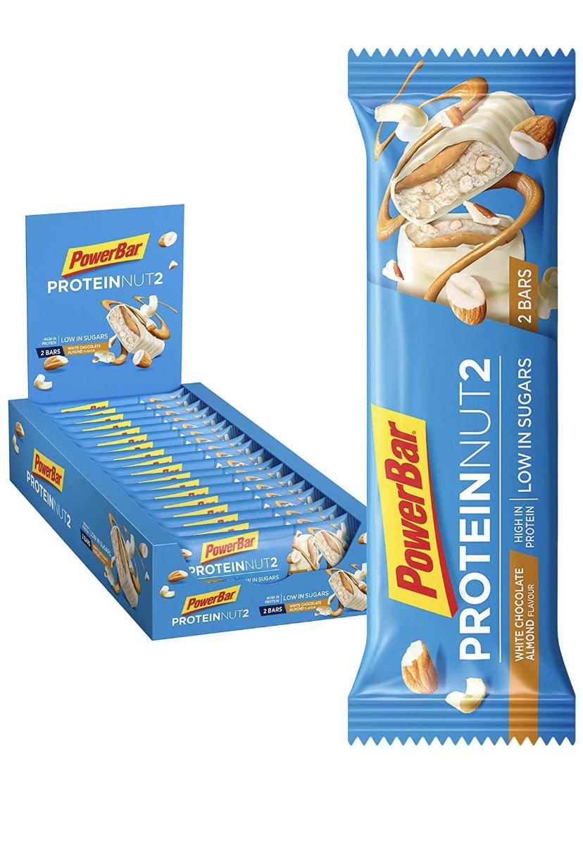 Powerbar Nut White Chocolate Almond Proteinriegel