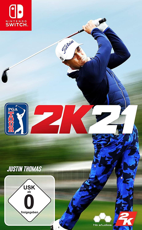 PGA Tour 2K21(Nintendo Switch) [Amazon Prime]